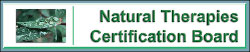 Natural Therapies Certification Board